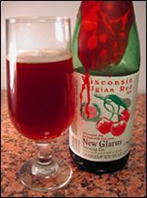 New Glarus Belgian Red