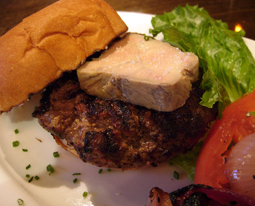 Paramount Burger